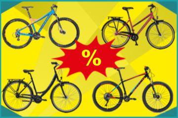 Fahrrad Angebote bei Bike Reiter Erftstadt
