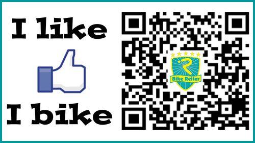 Bike Reiter bei Facebook liken und mit Glück ein E-Bike gewinnen