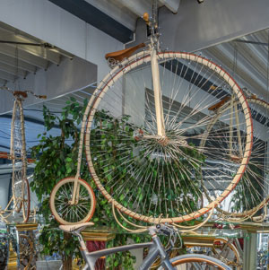 Das Bike Reiter Fahrradmuseum
