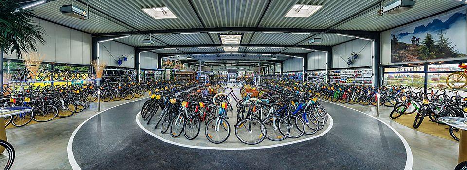 Fahrrad Erlebnisse bei Bike Reiter in Köln Erftstadt